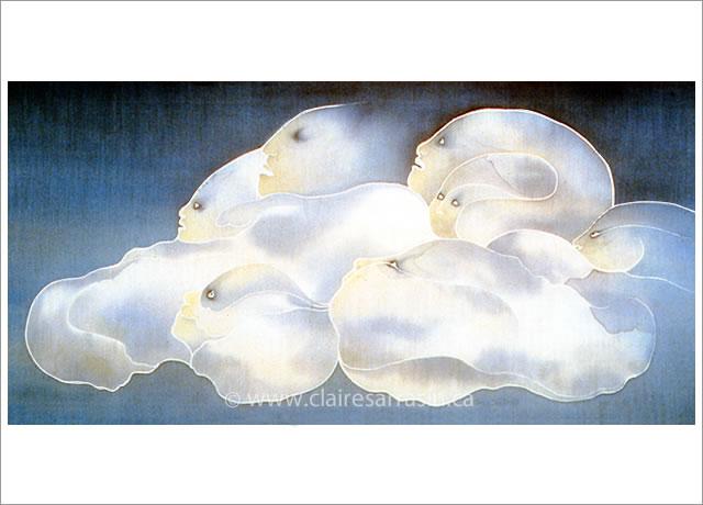 Le nuage fantôme